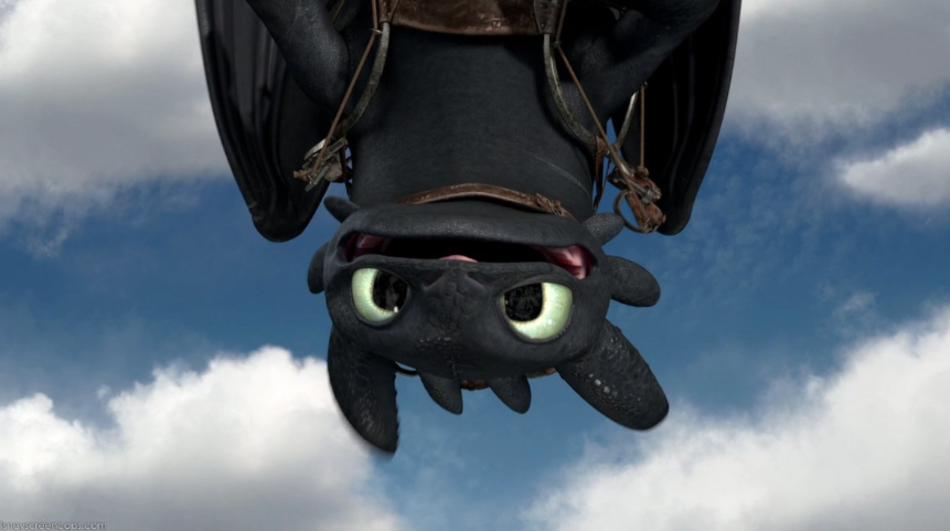 how to train your dragon movie comprehension questions